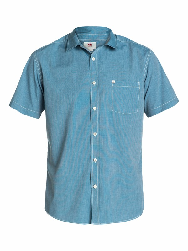 0 Allman Short SleeveShirt  EQYWT03029 Quiksilver
