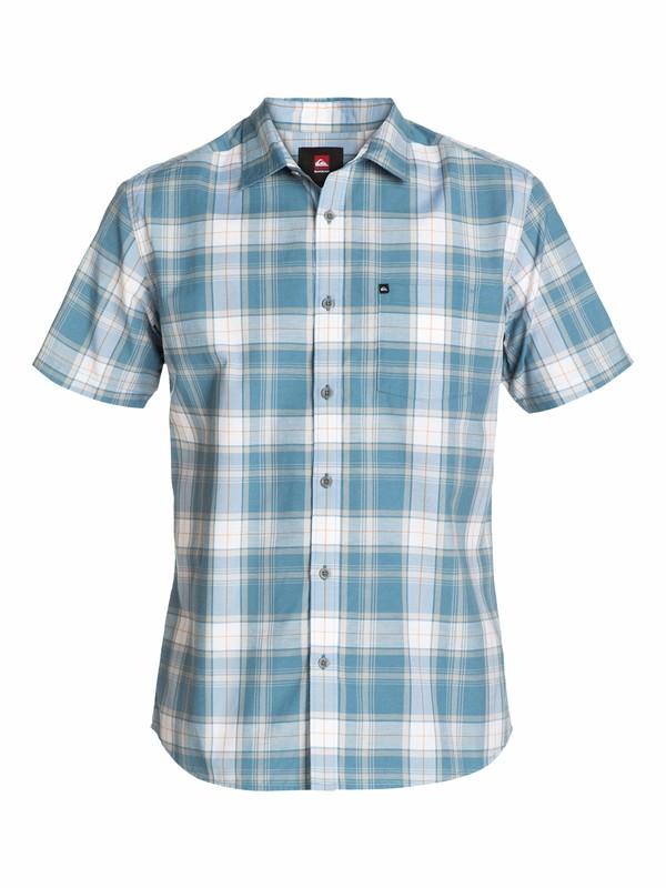 0 Mister Pat Short Sleeve Shirt  EQYWT03031 Quiksilver