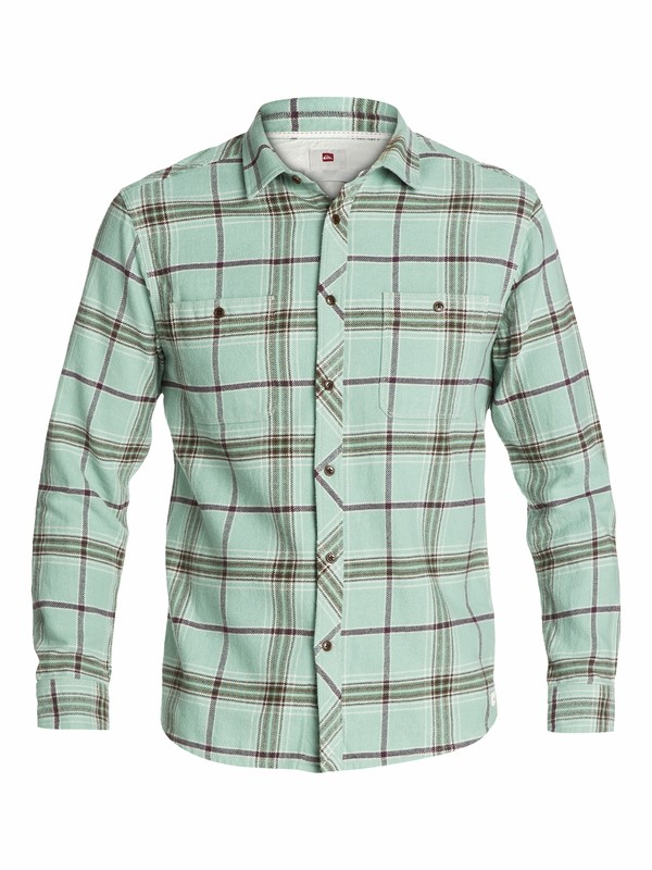 0 The Flannel  EQYWT03034 Quiksilver