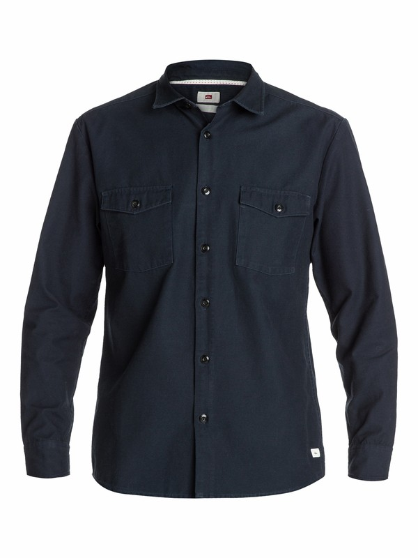 0 Thurso Long Sleeve Shirt  EQYWT03036 Quiksilver