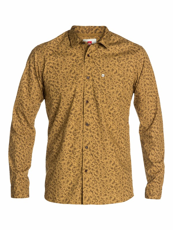0 Starfish Long Sleeve Shirt  EQYWT03057 Quiksilver