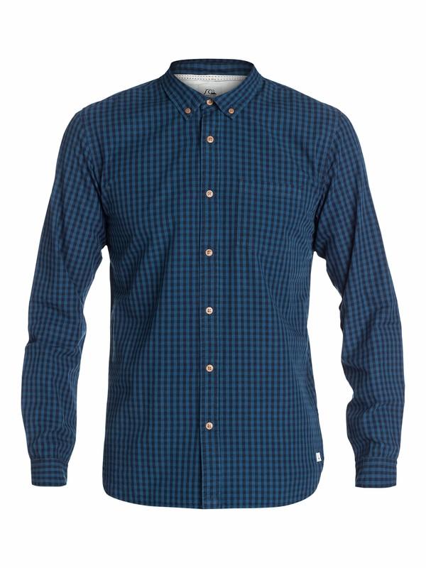 0 Dewsbery Long Sleeve Shirt  EQYWT03104 Quiksilver