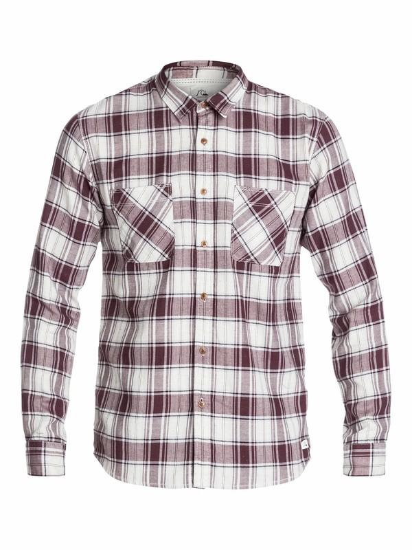 0 Salcott Long Sleeve Shirt  EQYWT03120 Quiksilver