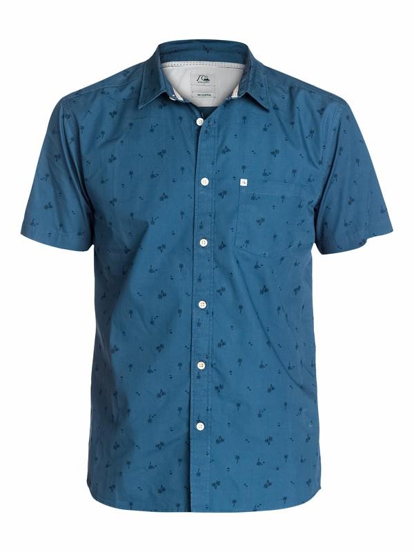 0 Hexhum Short Sleeve Shirt  EQYWT03123 Quiksilver