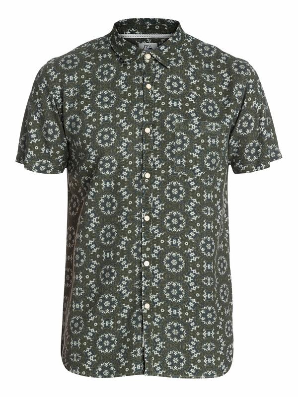 0 Furness Short Sleeve Shirt  EQYWT03127 Quiksilver