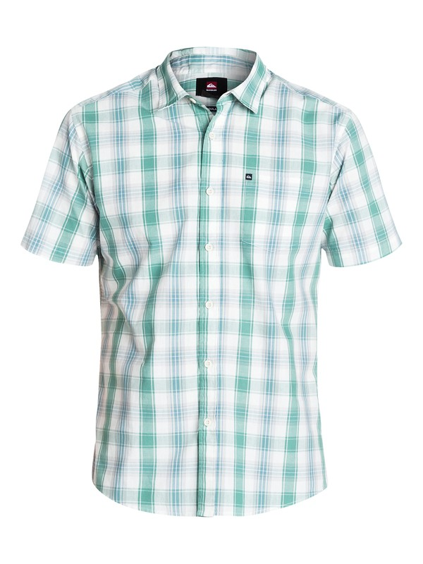0 Tame Pat Short Sleeve Shirt  EQYWT03145 Quiksilver