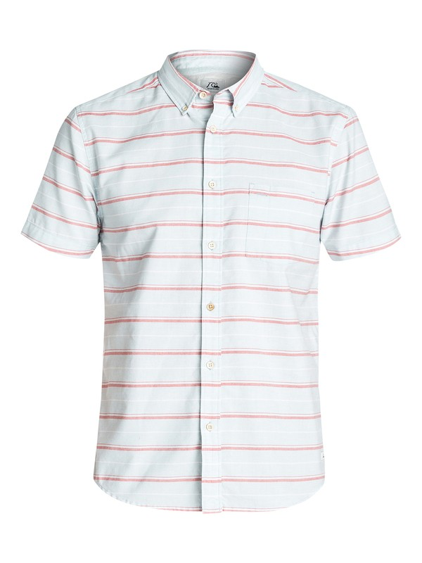 0 Redivus Short Sleeve Modern Fit Shirt  EQYWT03148 Quiksilver