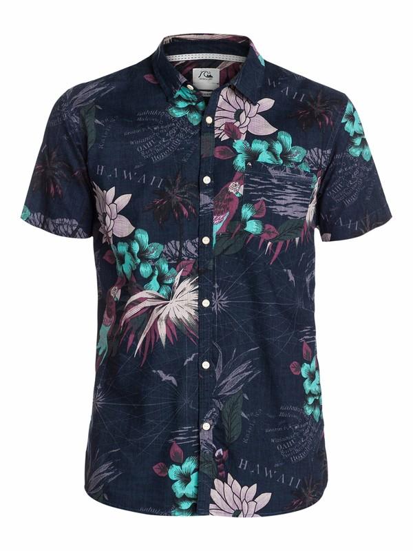 0 Deadsea Short Sleeve Shirt  EQYWT03161 Quiksilver