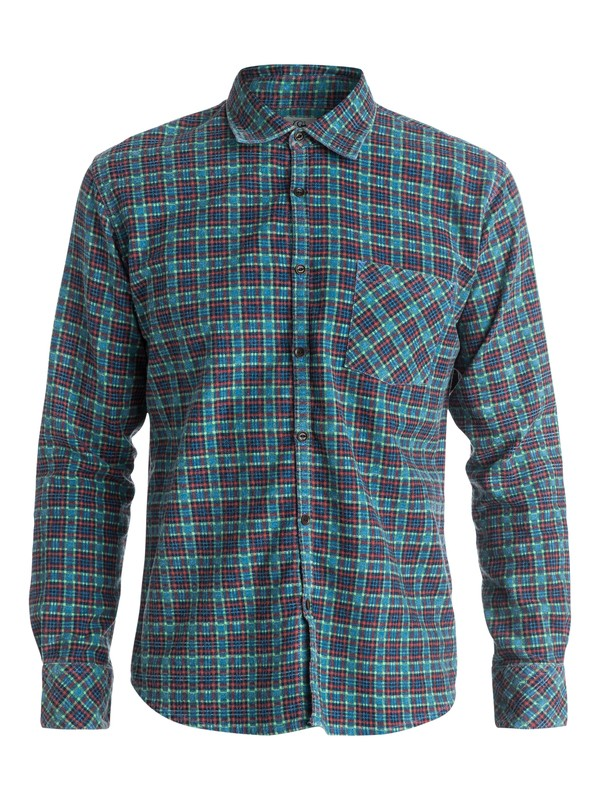0 Pinelook Long Sleeve Slim Fit Shirt  EQYWT03179 Quiksilver