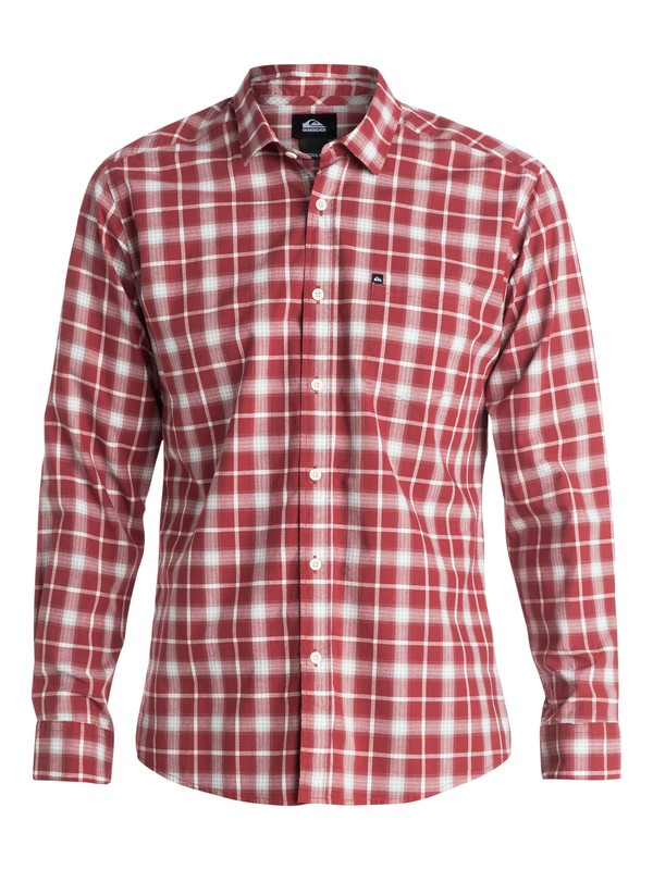 0 Everyday Check - Chemise manches longues  EQYWT03183 Quiksilver