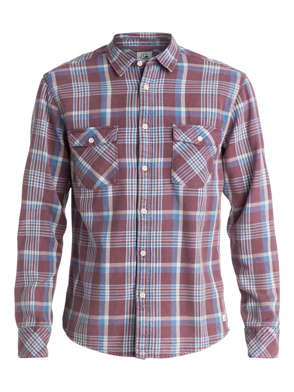 0 Tang Titan - Chemise manches longues  EQYWT03184 Quiksilver