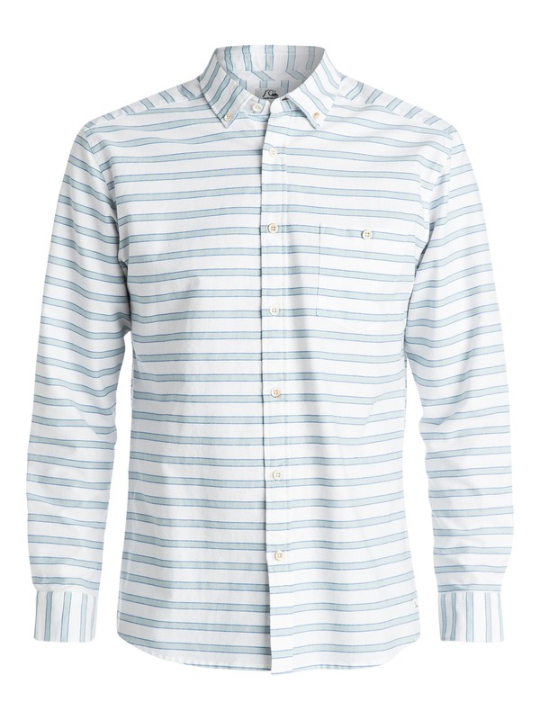 0 Underbreak Long Sleeve Modern Fit Shirt  EQYWT03191 Quiksilver