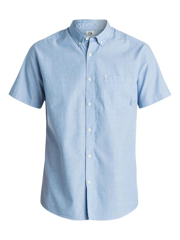 0 Wilsden Perennial Short Sleeve Modern Fit Shirt  EQYWT03193 Quiksilver