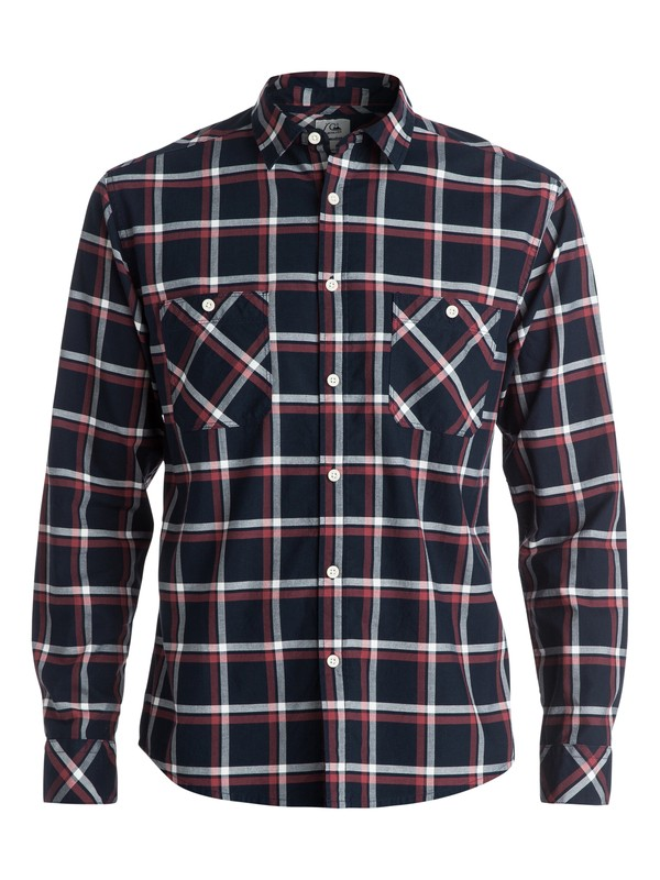 0 Maxford - Chemise manches longues  EQYWT03198 Quiksilver