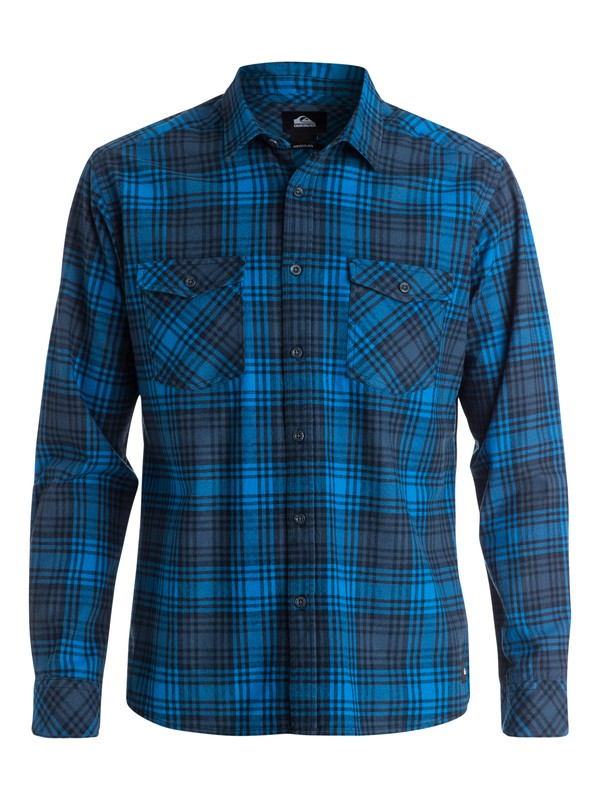 0 Everyday Flannel - Chemise manches longues  EQYWT03207 Quiksilver