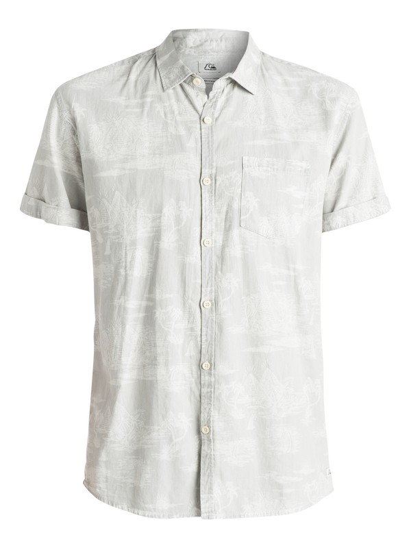 0 Pyramid Point Shirt - Chemise manches courtes  EQYWT03209 Quiksilver