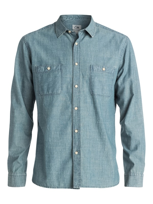0 Charlent - Chemise manches longues  EQYWT03210 Quiksilver