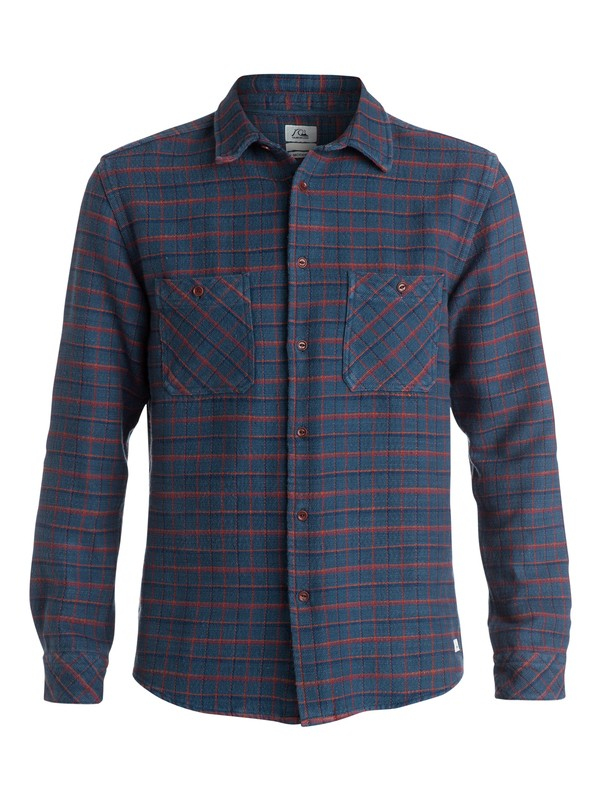 0 Landfall - Chemise manches longues  EQYWT03212 Quiksilver
