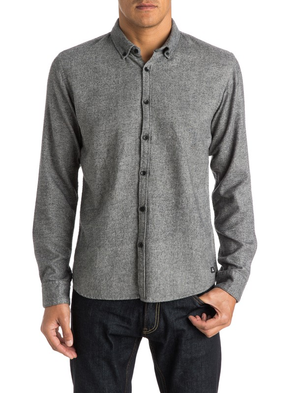 0 Turfman Long Sleeve Shirt  EQYWT03217 Quiksilver