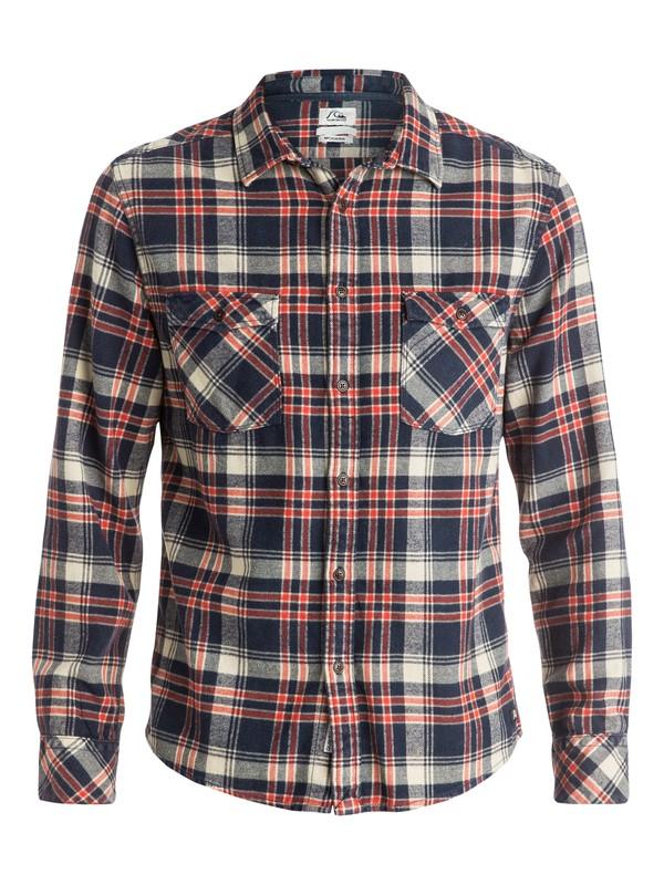 0 Tangbeam Long Sleeve Shirt  EQYWT03235 Quiksilver