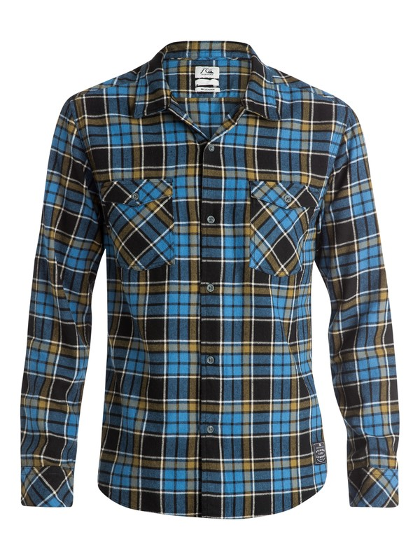 0 Sin - Chemise manches longues  EQYWT03246 Quiksilver