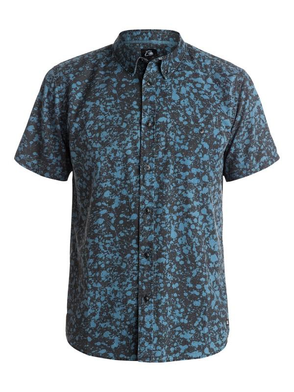 0 Splat Short Sleeve Shirt  EQYWT03258 Quiksilver