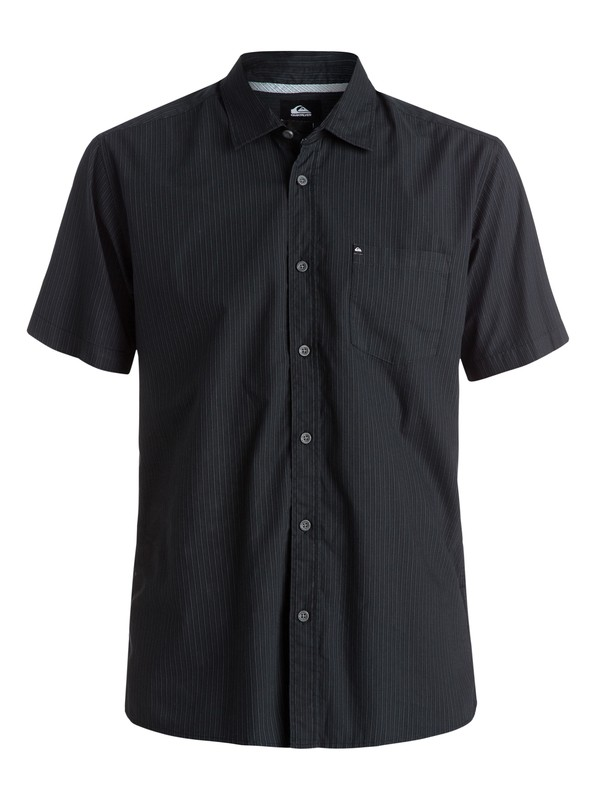 0 Everyday Stripe - Chemise manches courtes  EQYWT03270 Quiksilver