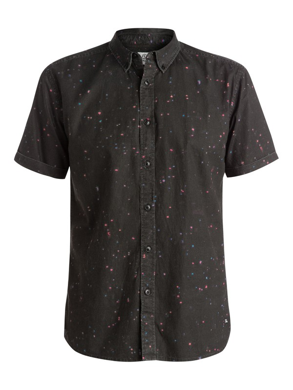 0 Ghetto Lights Shirt - Chemise manches courtes  EQYWT03285 Quiksilver