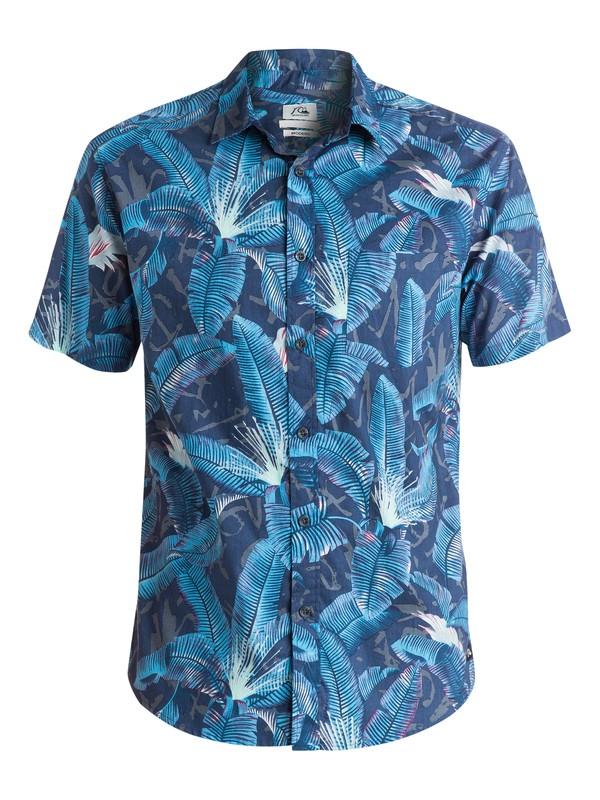 0 Riot Shirt - Chemise manches courtes  EQYWT03287 Quiksilver