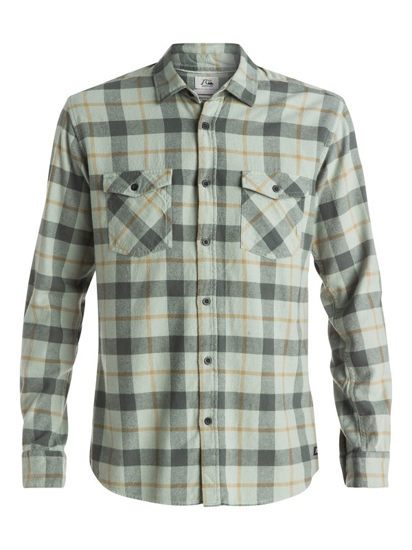 0 Hackerby - Chemise manches longues  EQYWT03296 Quiksilver
