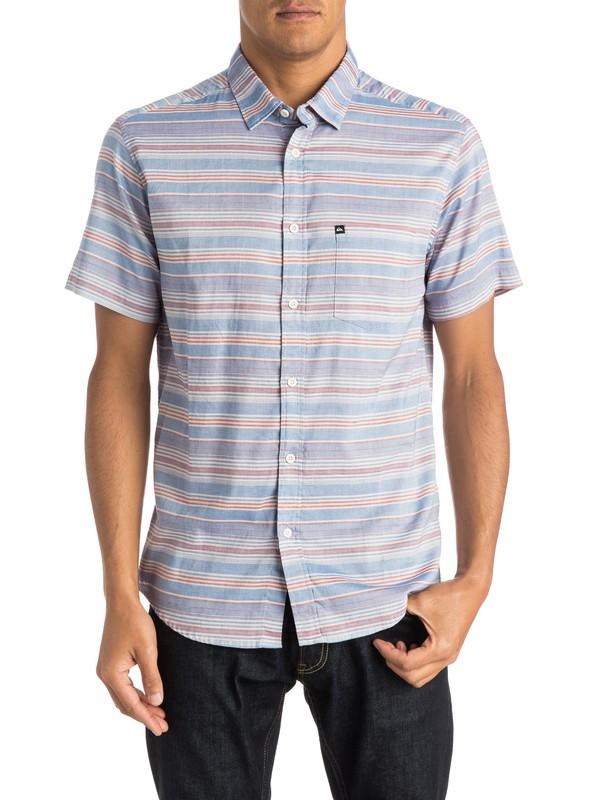 0 Rifter Short Sleeve Shirt  EQYWT03303 Quiksilver