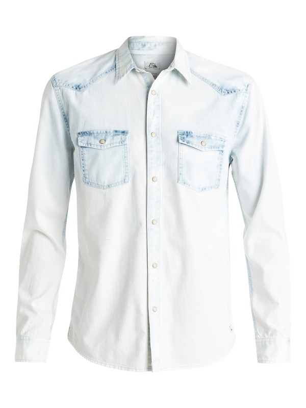 0 The Tripwell Light - Chemise manches longues  EQYWT03308 Quiksilver