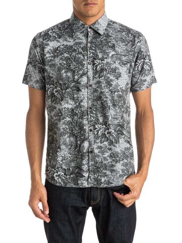 0 Sunset Tunnel Shirt Short Sleeve Shirt  EQYWT03314 Quiksilver