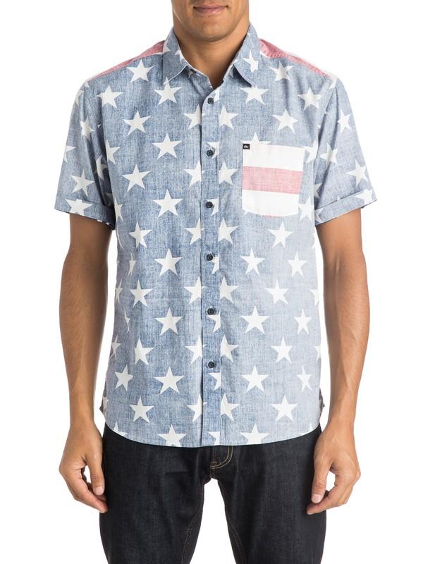 0 Merican  Shirt  EQYWT03334 Quiksilver