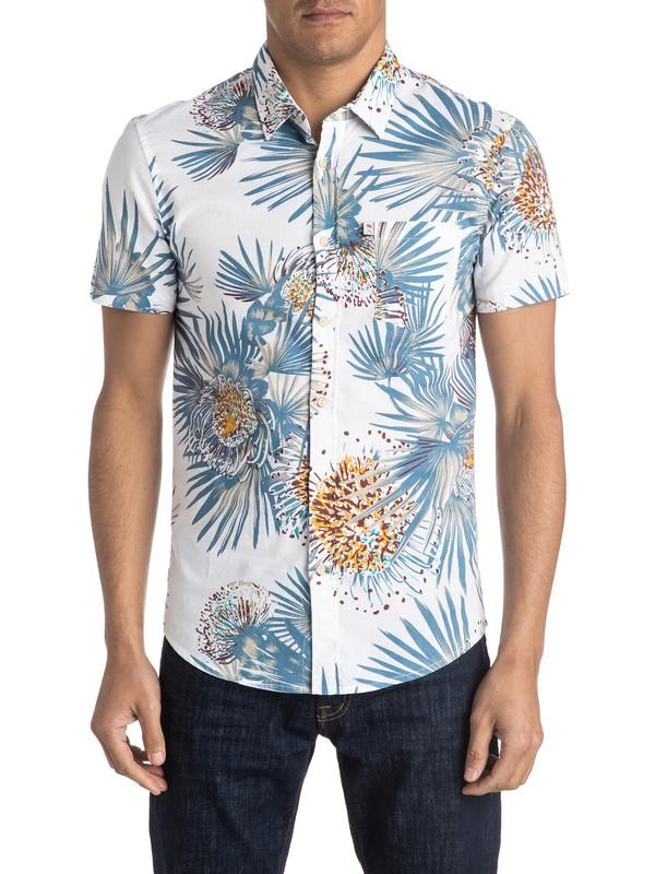 0 Protea Short Sleeve Shirt  EQYWT03367 Quiksilver