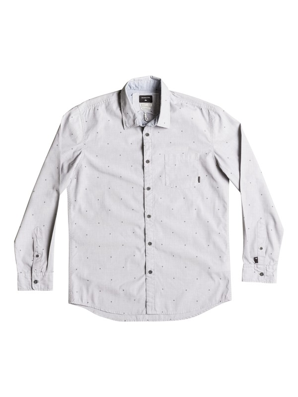 0 New Everyday Mini Motif Long Sleeve Shirt  EQYWT03370 Quiksilver