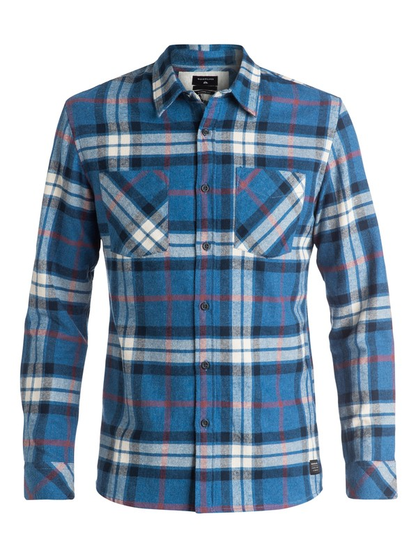 0 Fitzthrower Flannel - Chemise à manches longues  EQYWT03380 Quiksilver