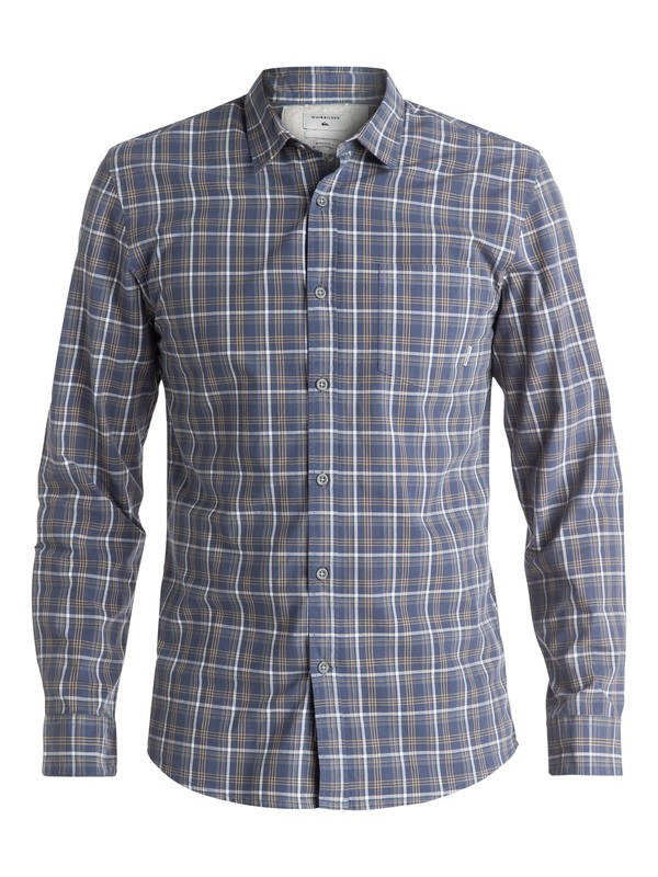 0 Everyday Check - Chemise à manches longues  EQYWT03382 Quiksilver