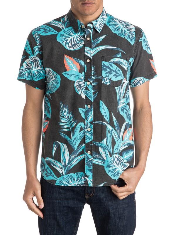 0 Aloe Short Sleeve Shirt  EQYWT03402 Quiksilver