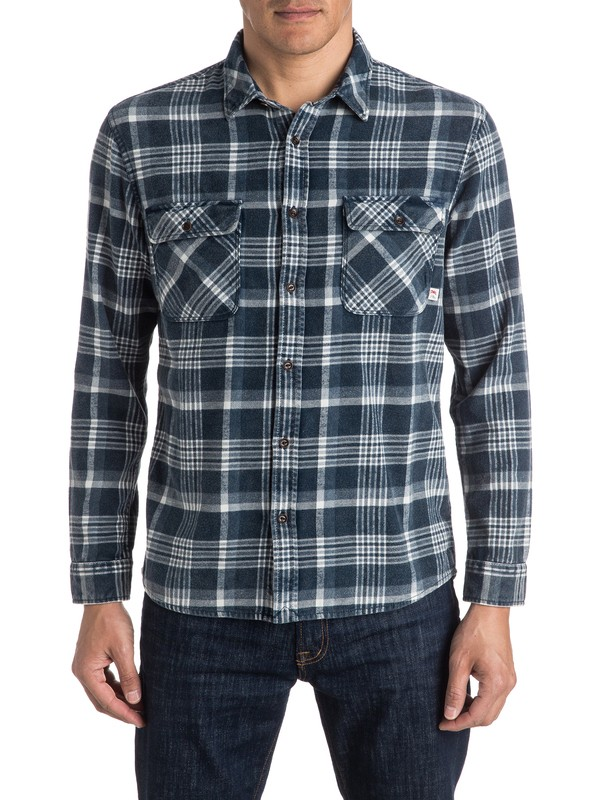 0 Best Tang Long Sleeve Shirt  EQYWT03416 Quiksilver