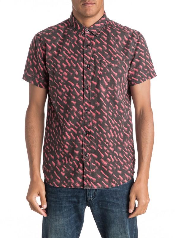 0 Renogade Short Sleeve Shirt  EQYWT03469 Quiksilver