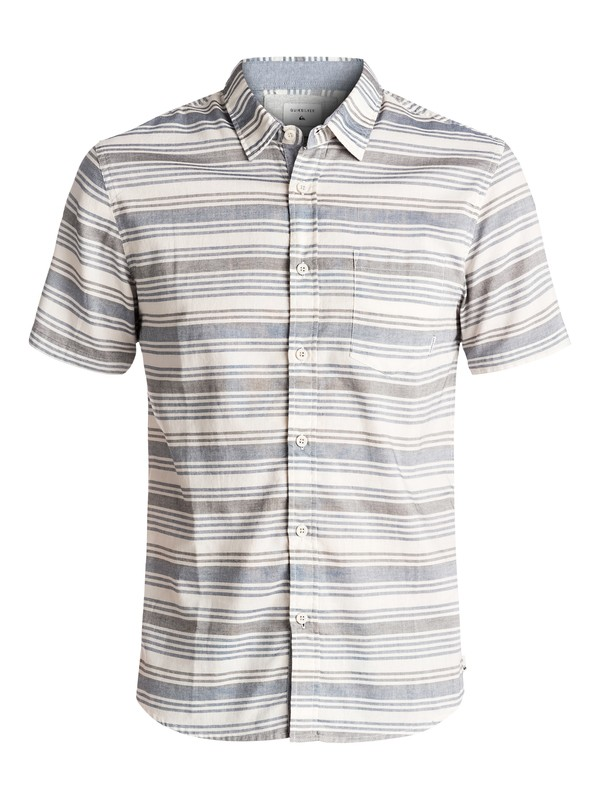 0 Aventail Short Sleeve Shirt  EQYWT03497 Quiksilver