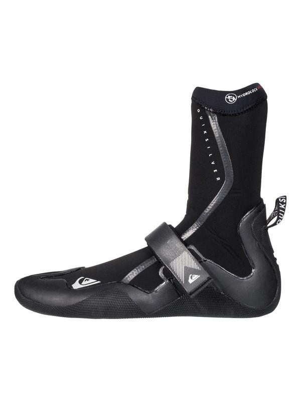 0 3mm Highline Series - Chaussons de surf Noir EQYWW03029 Quiksilver