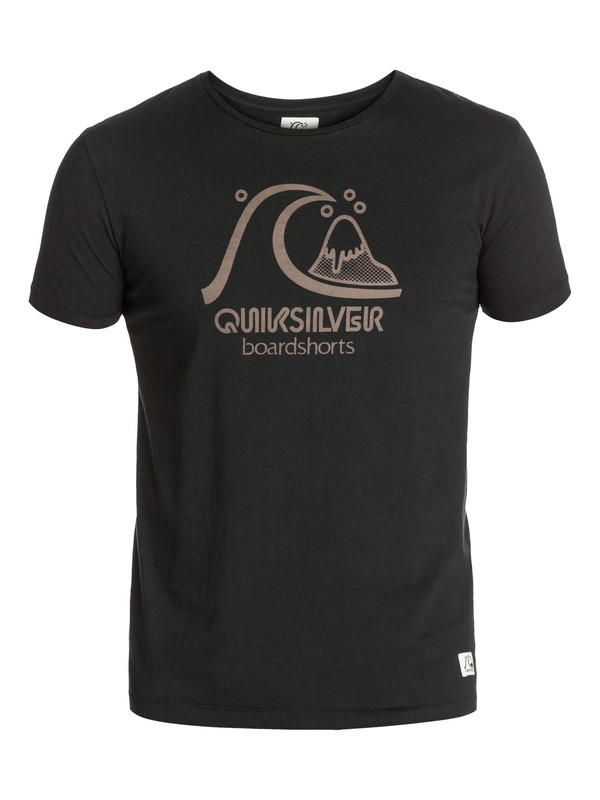0 Patch Tee  EQYZT00113 Quiksilver