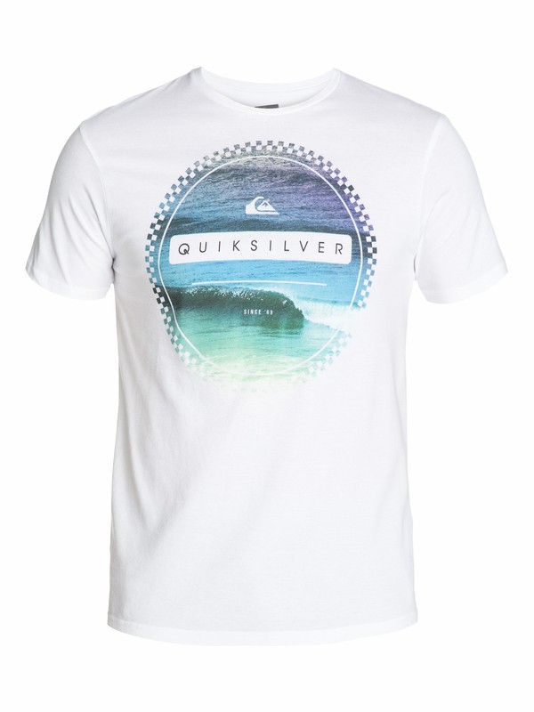 0 Ss Bright Tee C6  EQYZT03026 Quiksilver