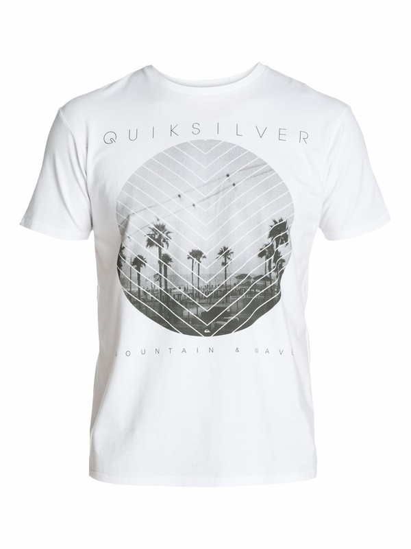 0 Ss Carbon Tee N2  EQYZT03066 Quiksilver