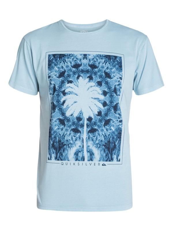 0 Garment Dyed Tee Mushroom  EQYZT03164 Quiksilver