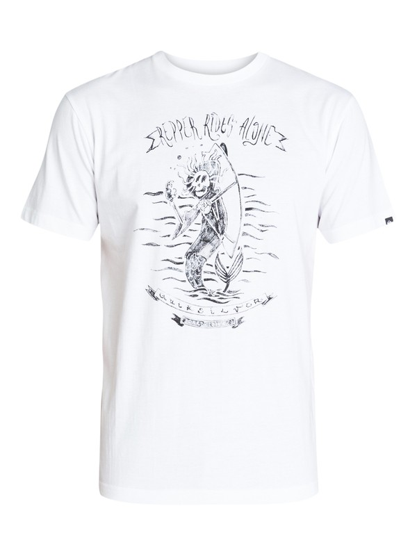 0 Classic Tee The Repper  EQYZT03299 Quiksilver
