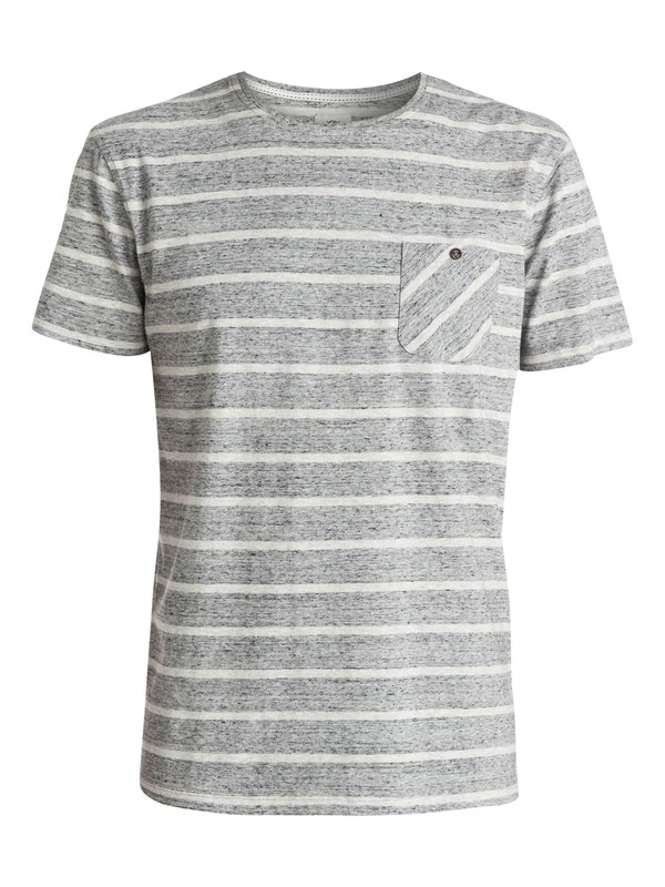 0 Pocket Snap Modern Fit Tee  EQYZT03360 Quiksilver