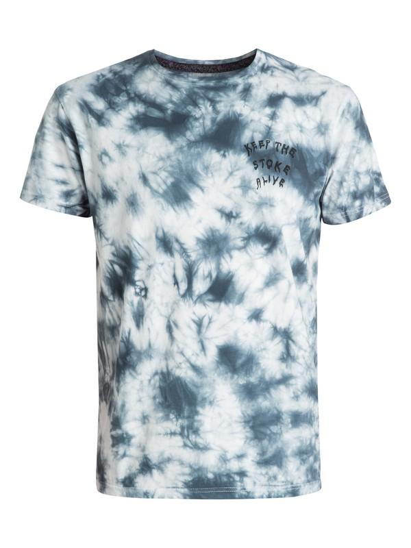 0 Death Can Wait - T-shirt  EQYZT03362 Quiksilver
